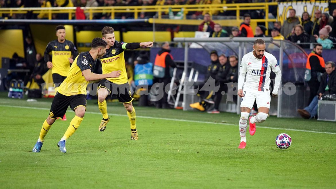L'Album photos du match Dortmund – PSG ( 2019)